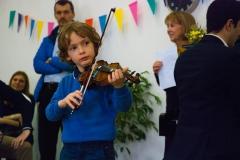 Violino audizione
