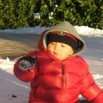 Erik e la neve